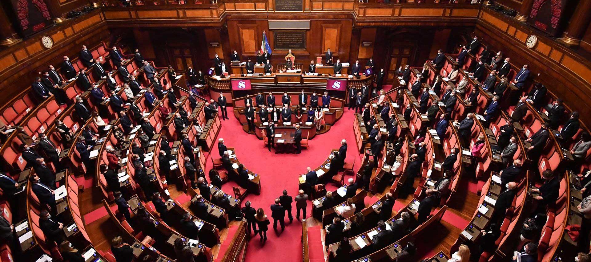 Senato-Copyright-Alessandro-Di-Meo-Ansa